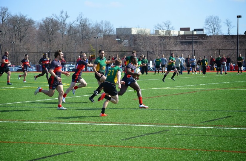 Potomac Exiles Back on Track; Defeat Baltimore