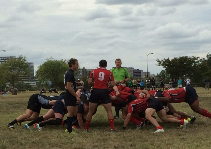 Potomac Exiles' D1 and D3 Sides Move to 2-0